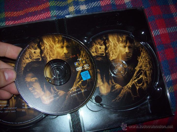 Series de TV: EXPEDIENTE X ,SEXTA TEMPORADA COMPLETA.EDICIÓN COLECCIONISTAS.2003.UNA JOYITA.VER FOTOS. - Foto 8 - 45475325