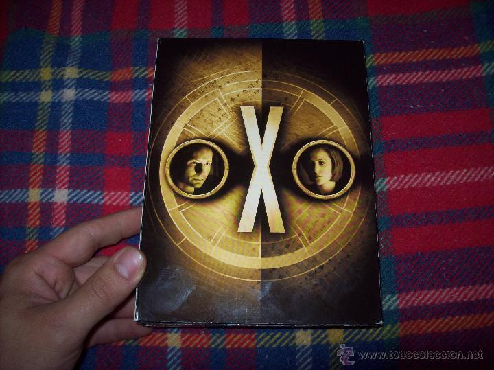 Series de TV: EXPEDIENTE X ,SEXTA TEMPORADA COMPLETA.EDICIÓN COLECCIONISTAS.2003.UNA JOYITA.VER FOTOS. - Foto 10 - 45475325