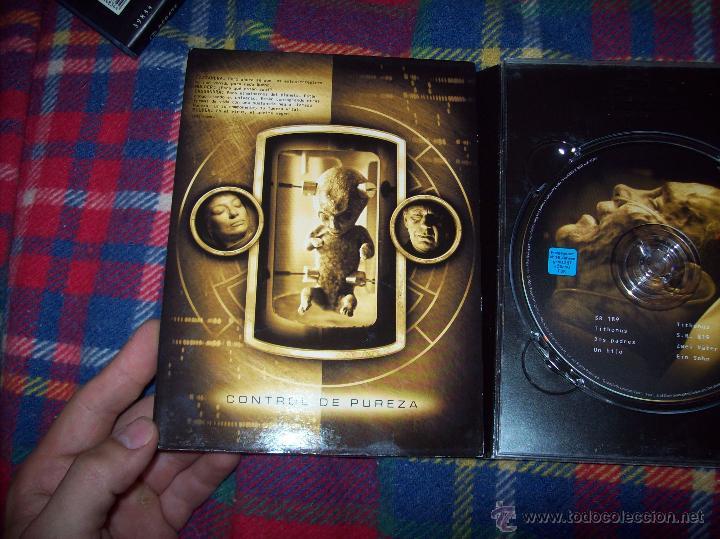 Series de TV: EXPEDIENTE X ,SEXTA TEMPORADA COMPLETA.EDICIÓN COLECCIONISTAS.2003.UNA JOYITA.VER FOTOS. - Foto 11 - 45475325