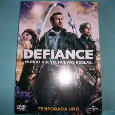 Series de TV: SERIE DVD DEFIANCE - TEMPORADA 1 - SERIE TV - SCI FI - CIENCIA FICCION - 5 DVD. Lote 45620451