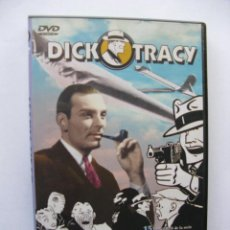 Series de TV: DICK TRACY - 1937 - ALAN JAMES, RAY TAYLOR. (15 EPISODIOS.). Lote 45792688