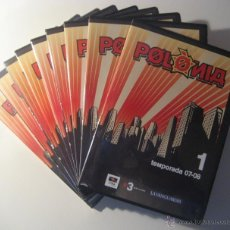 Series de TV: POLÒNIA (TEMPORADA 2007-2008). Lote 105578694