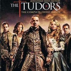 Series de TV: DVD THE TUDORS THE COMPLETE THIRD SEASON ( PACK 3 DISCOS). Lote 46058452