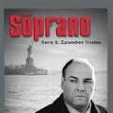 Series de TV: LOS SOPRANO, EPISODIOS FINALES, SERIE 6, 4DVD, HBO. Lote 46094029