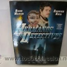 Series de TV: HERMANOS DETECTIVES PRIMERA TEMPORADA, 4DVD, DIVISA. Lote 46094048