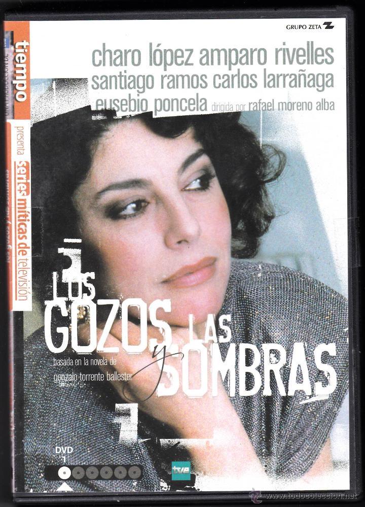 LOS GOZOS Y LAS SOMBRAS (Series TV en DVD)