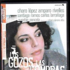 Series de TV: LOS GOZOS Y LAS SOMBRAS. Lote 46370585