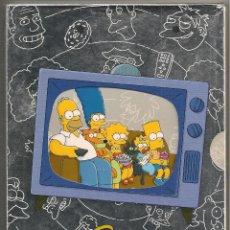 Series de TV: LOS SIMPSON - COLECCION PRIMERA TEMPORADA · EDICION COLECCIONISTA 3 DVD. Lote 46573301