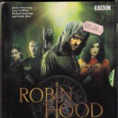 Series de TV: ROBIN HOOD - TEMPORADA 1. Lote 46592353