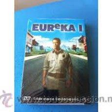 Series de TV: EUREKA TEMPORADA COMPLETA, 4DVD, UNIVERSAL. Lote 46750372