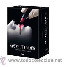 SIX FEET UNDER, THE COMPLETE FIRST SERIES, HBO, EN INGLES (Series TV en DVD)