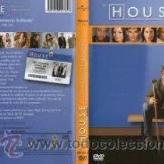 Series de TV: HOUSE TEMPORADA UNO, UNIVERSAL, 3DVD. Lote 46751222