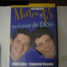 Series de TV: MARTES Y 13: POR EL AMOR DE DOS - DVD.. Lote 46910460