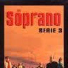 Series de TV: LOS SOPRANO SERIE 3 4 DVD. Lote 46975399