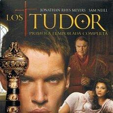 Series de TV: DVD LOS TUDOR PRIMERA TEMPORADA COMPLETA (3 DISCOS PRECINTADO). Lote 47055521