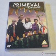 Series de TV: PRIMEVAL TEMPORADA 1 DVD SERIE BRITANICA CON SUBTITULOS EN INGLES BBC CIENCIA FICCION. Lote 47200620
