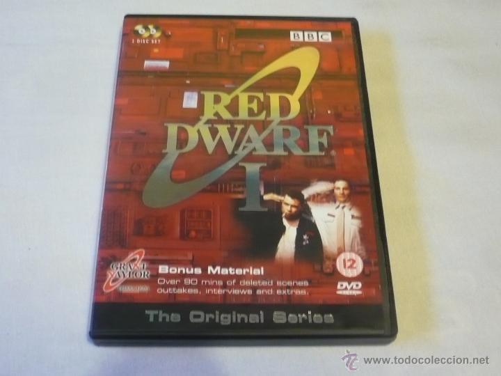 RED DWARF TEMPORADA 1 DVD SERIE BRITANICA CON SUBTITULOS EN INGLES BBC CIENCIA FICCION COMEDIA (Series TV en DVD)