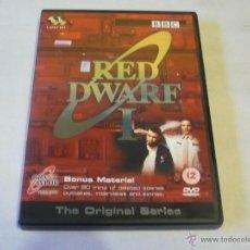 Series de TV: RED DWARF TEMPORADA 1 DVD SERIE BRITANICA CON SUBTITULOS EN INGLES BBC CIENCIA FICCION COMEDIA. Lote 47200658