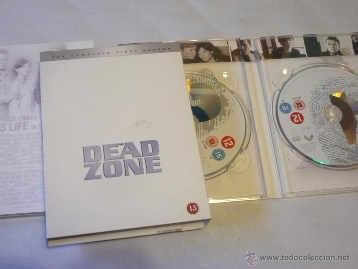 THE DEAD ZONE ( STEPHEN KING ) TEMPORADA 1 DVD SERIE AUDIO Y SUBTITULOS EN INGLES (Series TV en DVD)