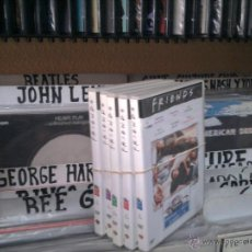 Series de TV: FRIENDS, TEMPORADA 1, 5 DVDS, EPISODIOS 1 AL 24. Lote 47300605