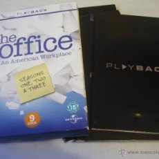 Series de TV: THE OFFICE TEMPORADA 1, 2 Y 3 DVD SERIE AUDIO EN INGLES SIN SUBTITULOS. Lote 47325232