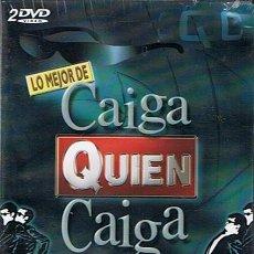 Series de TV: DVD LO MEJOR DE CAIGA QUIEN CAIGA 2 DVD´S (PRECINTADO). Lote 47344141