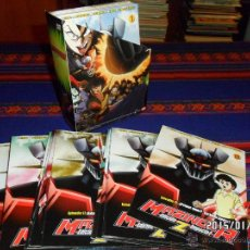Cine: MAZINGER Z EDICIÓN IMPACTO COMPLETA 26 DVD CON ESTUCHE. DIARIO MARCA. BUEN ESTADO.. Lote 47344310