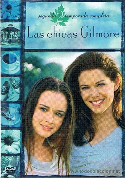 LAS CHICAS GILMORE SEGUNDA TEMPORADA COMPLETA (6 DISCOS) (Series TV en DVD)