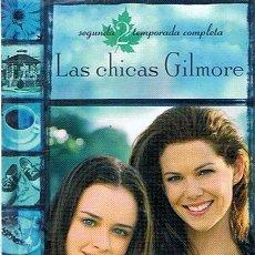 Series de TV: LAS CHICAS GILMORE SEGUNDA TEMPORADA COMPLETA (6 DISCOS). Lote 47344712