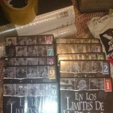Cine: EN LOS LIMITES DE LA REALIDAD - THE TWILIGHT ZONE.DVDS Nº 1 AL 10.DA. Lote 47394366