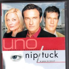 Series de TV: NIP TUCK - PRIMERA TEMPORADA COMPLETA. Lote 47578197