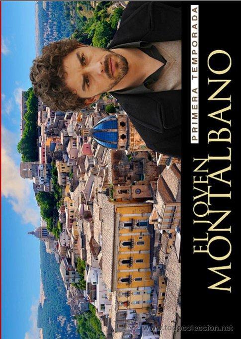 DVD SERIES TV- EL JOVEN MONTALBANO 1ª TEMPORADA CAPITULO 3- REGRESO A LOS ORIGENES. (Series TV en DVD)