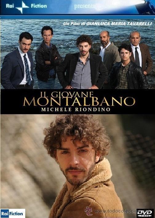 DVD SERIES TV- EL JOVEN MONTALBANO 1ª TEMPORADA CAPITULO 6 Y ÚLTIMO- SIETE LUNES. (Series TV en DVD)