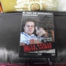 Cine: LA HUELLA DEL CRIMEN.. Lote 48511678
