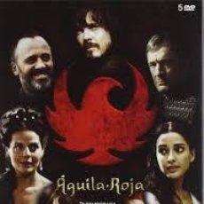 Series de TV: AGUILA ROJA 3 TEMPORADA,5 DVDS. Lote 48574749