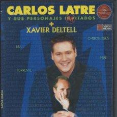 Series de TV: CARLOS LATRE Y XAVIER DELTELL: 1 + 1 = NO SON 2 V. Lote 48588928