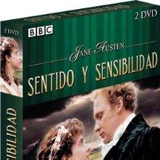 Series de TV: SENTIDO Y SENSIBILIDAD TV - JANE AUSTEN (SENSE AND SENSIBILITY). Lote 140069109