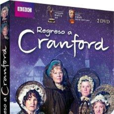 Series de TV: REGRESO A CRANFORD (RETURN TO CRANFORD). Lote 140068889