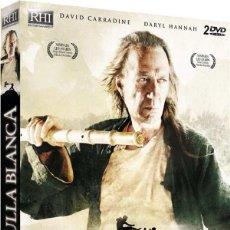 Cine: LAS CRÓNICAS DE LA GRULLA BLANCA (WHITE CRANE CHRONICLES). Lote 128308304