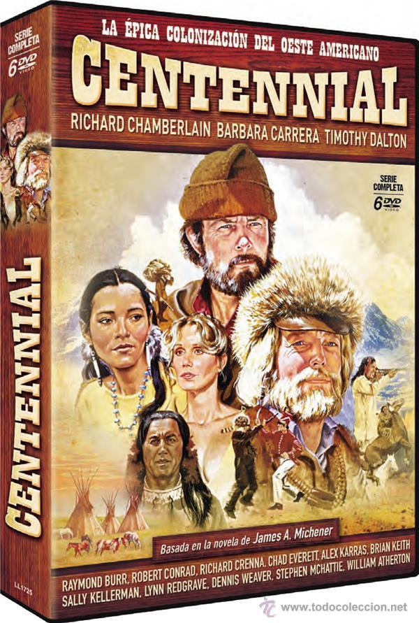 Centennial Serie Completa Comprar Series De Tv En Dvd En