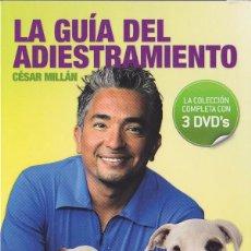 Series de TV: LA GUIA DEL ADIESTRAMIENTO - COLECCION COMPLETA. Lote 147489824