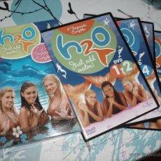 Cine: DVD H2O JUST ADD WATER 1 Y 2 TEMPORADA COMPLETAS. Lote 98185636
