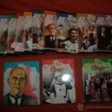Cine: DVD ARRIBA Y ABAJO - UPSTAIRS, DOWNSTAIRS - SERIE DE TV - LAS CINCO TEMPORADAS COMPLETAS. Lote 49033718