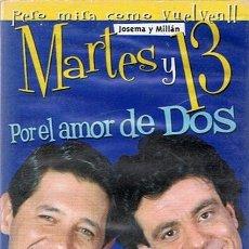 Series de TV: DVD MARTES Y 13 POR EL AMOR DE DOS . Lote 49228476