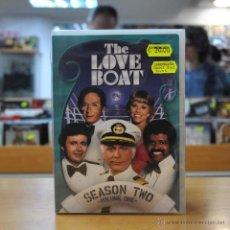 Series de TV: THE LOVE BOAT - SEASON TWO - VOLUME ONE - TEMPORADAS 1 Y 2 - ZONA 1 - DVD. Lote 49233634