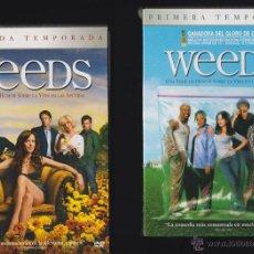 Series de TV: DVD , WEEDS , PRIMERA Y SEGUNDA TENPORADA ( 4 DVD ). Lote 49198945