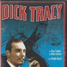 Series de TV: DICK TRACY - DVD NUEVO A ESTRENAR. Lote 49377137