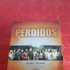 Cine: SERIE PERDIDOS / LOST. TEMPORADA 2.. Lote 49436767
