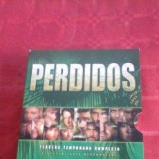 Cine: SERIE PERDIDOS / LOST DVD. TEMPORADA 3.. Lote 49436784
