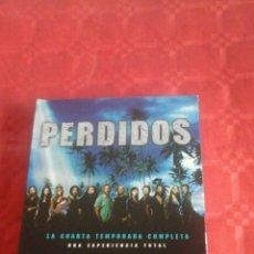 Cine: SERIE PERDIDOS / LOST. DVD TEMPORADA 4. . Lote 49436818